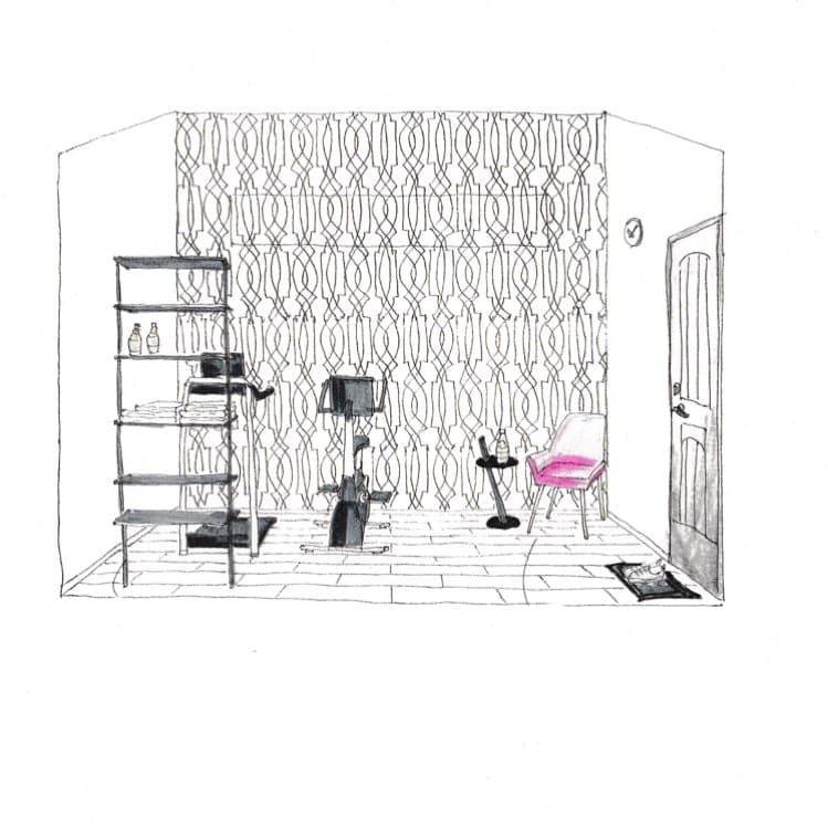 パーソナルジムスタイルの趣味小屋/タイニーハウス施工チケットのイメージその1