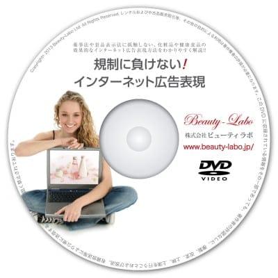 「規制に負けない!インターネット広告表現」DVD