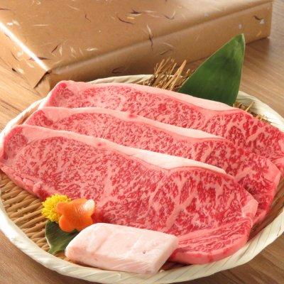【2枚入り!!】A5黒毛和牛雌牛 サーロインステーキ500g 闘牛門ギフト...