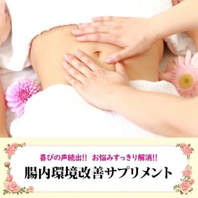 腸内環境改善サプリメント【60粒】