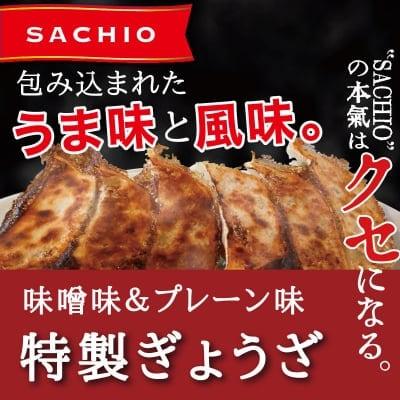 SACHIO特製 岡崎餃子セット