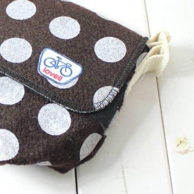 【カタログ落ち】リサイクルショルダーバッグ