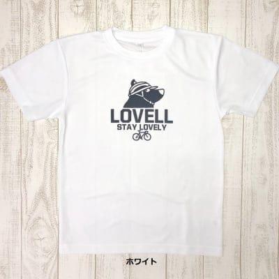 【夏準備フェア!500P高ポイント還元】【送料無料】ドライTシャツ CASQUE BEAR ホワイト
