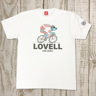 【新商品】【送料無料】コットンTシャツ JOSHACHU ホワイト