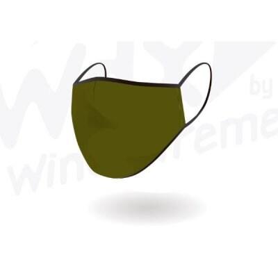 WDX スポーツマスク Kaki Lサイズ