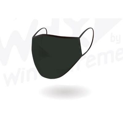 WDX スポーツマスク Ultra Black Mサイズ