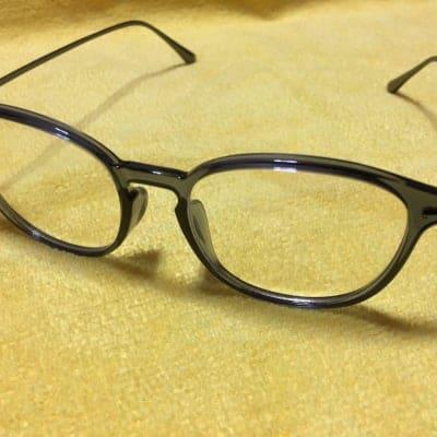 【メガネ・サングラス用】ブルーライトブロック&9Hガラスコーティング施工