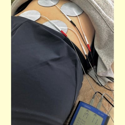 EMS療法:ダイエットモード