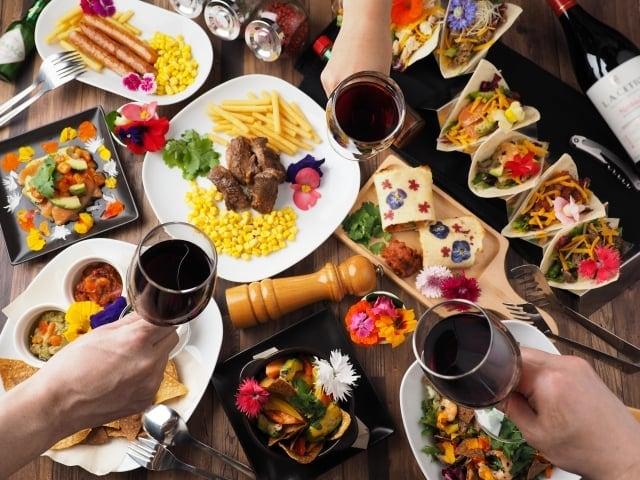 【イベントやパーティーのケータリング(出張料理)】承ります。のイメージその3