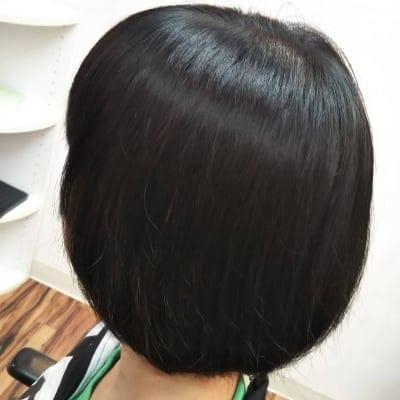 白髪染め リタッチ 1年間 染め放題‼ カラー会員【店頭払い専用】