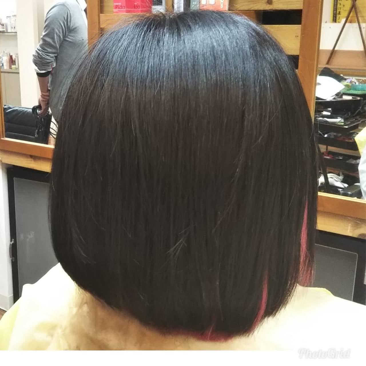 カラー会員専用 和漢彩染白髪染め【店頭払い専用】のイメージその3