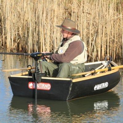 【送料未確定】折り畳み式ボート|ノーティレイNT190(組立式ボート)