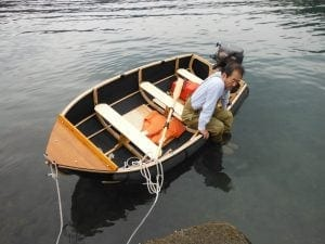 折り畳み式ボート|ノーティレイNT300(組立式ボート)