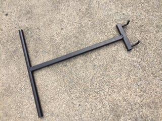 コネクション工具 (ピアフロート用) (組立式浮き桟橋)