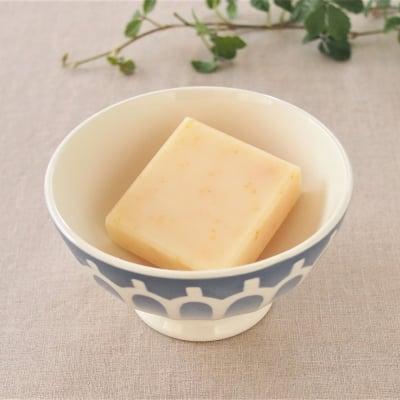 【柑橘系の香り人気No.1・シアバターたっぷり】レモングラスソープ(洗顔石けん)