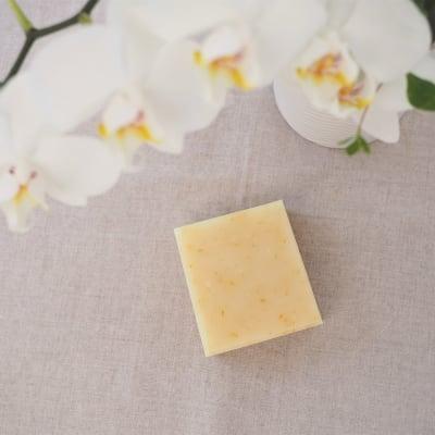 【次回できあがり2月下旬予定】レモングラスソープ(洗顔石けん)の画像3