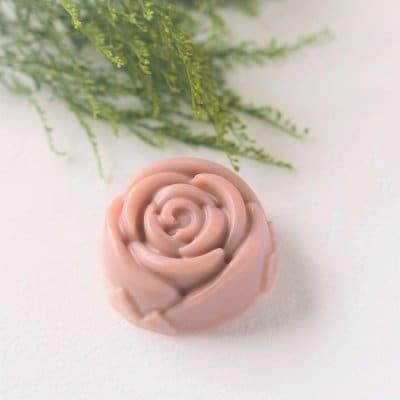 ゼラニウム&クレイ[薔薇の形]たっぷり100g