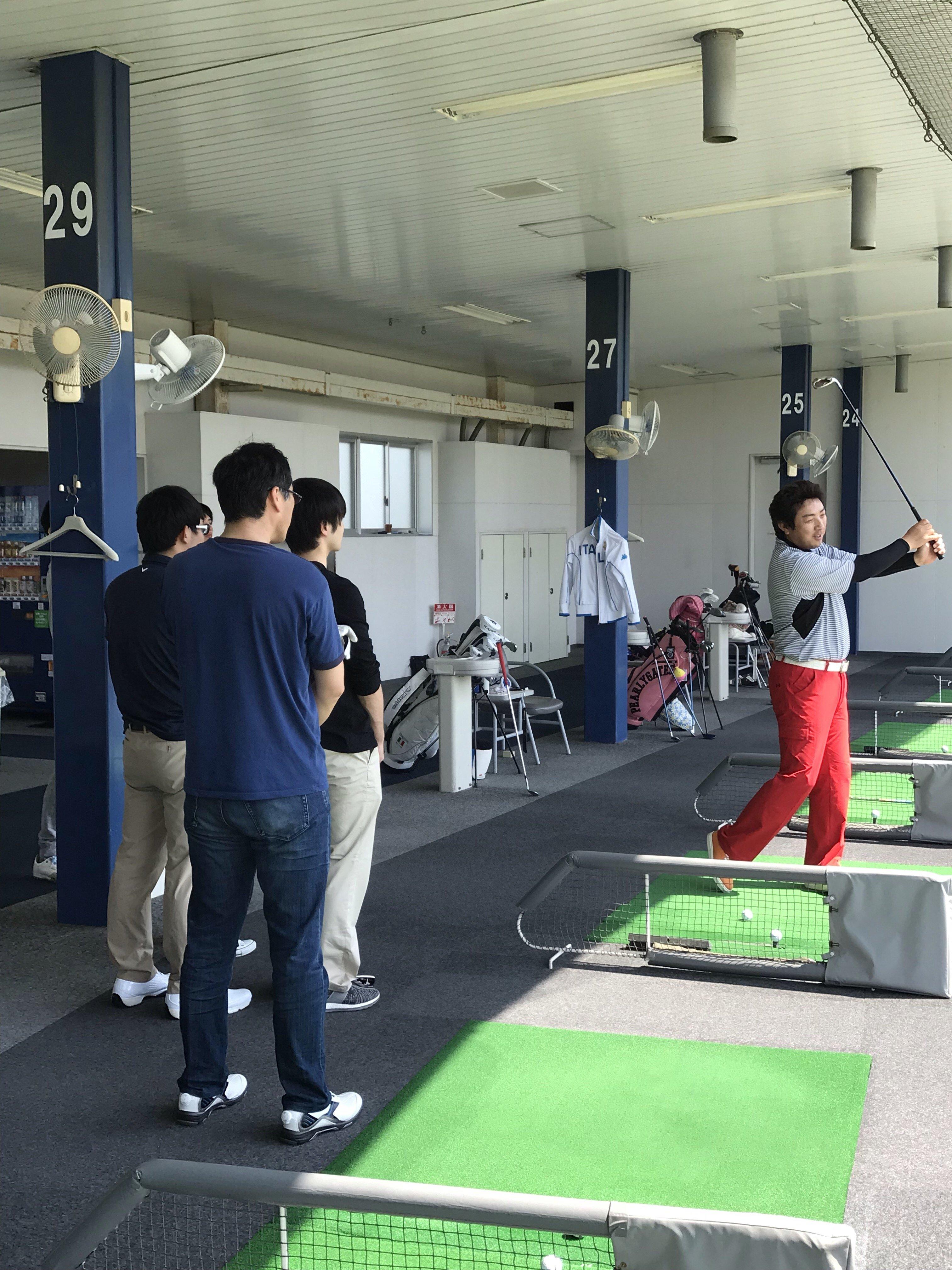 ティーチングスタッフゴルフスクールゴルフシティー校 1か月体験コース半額のイメージその3