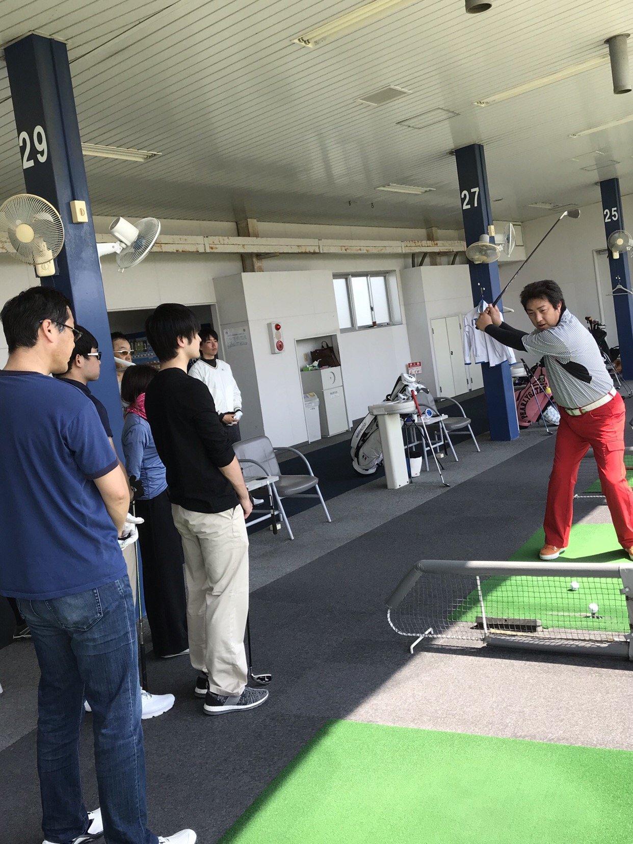 ティーチングスタッフゴルフスクールゴルフシティー校 1か月体験コース半額のイメージその2