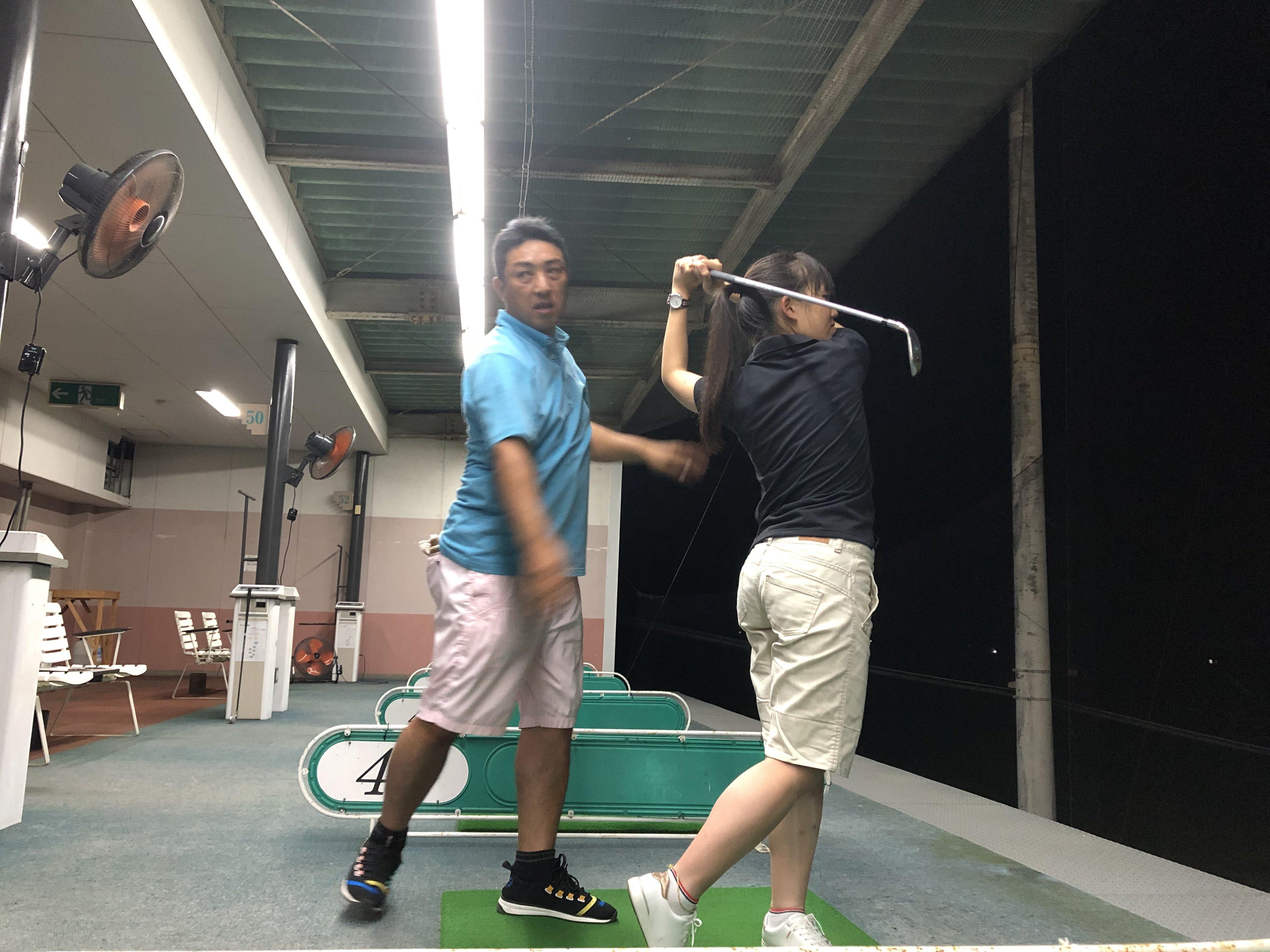 ベリーズゴルフクラブ パーソナルゴルフレッスン1か月のイメージその1