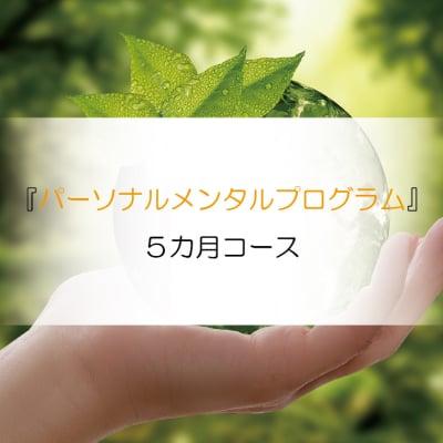 『人生が変わるメンタルプログラム』5カ月チャレンジコース【郵送専用】