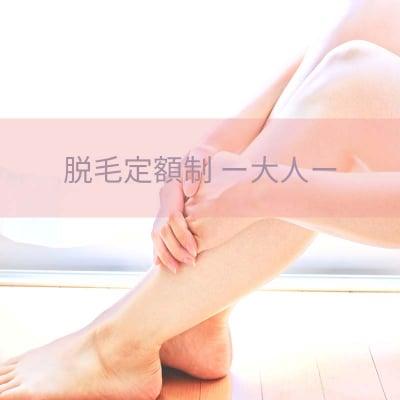 【永久会員様限定】脱毛定額制プラン(大人)