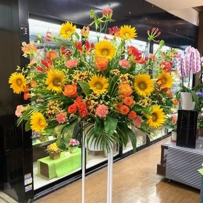 ミューザ川崎7月9日イベント用スタンド花【送料無料】最終受付6日