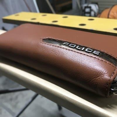 革財布のリペアorカラーチェンジ