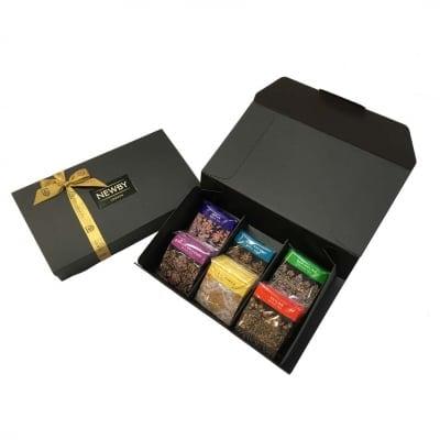 ティーバッグアソート 48個入り(6種×各8個)  高級紅茶 [NEWBY]  ギフト・贈り物に最適