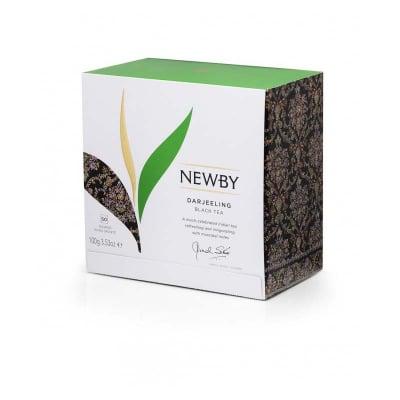 ダージリン ティーバッグ 50個入り  高級紅茶 [NEWBY] Dargeeling ギフト・贈り物に最適