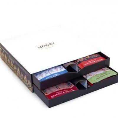 ティーバッグ・コレクション「ディスカバリー」セット ティーバッグ 26個入り  高級紅茶 [NEWBY] Classic Tea Bag Collection DISCOVERY Set ギフト・贈り物に最適