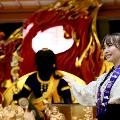 【予約制・店頭払いのみ】ガイド付き境内案内 本福寺の歴史や文化を知る境内散策プラン