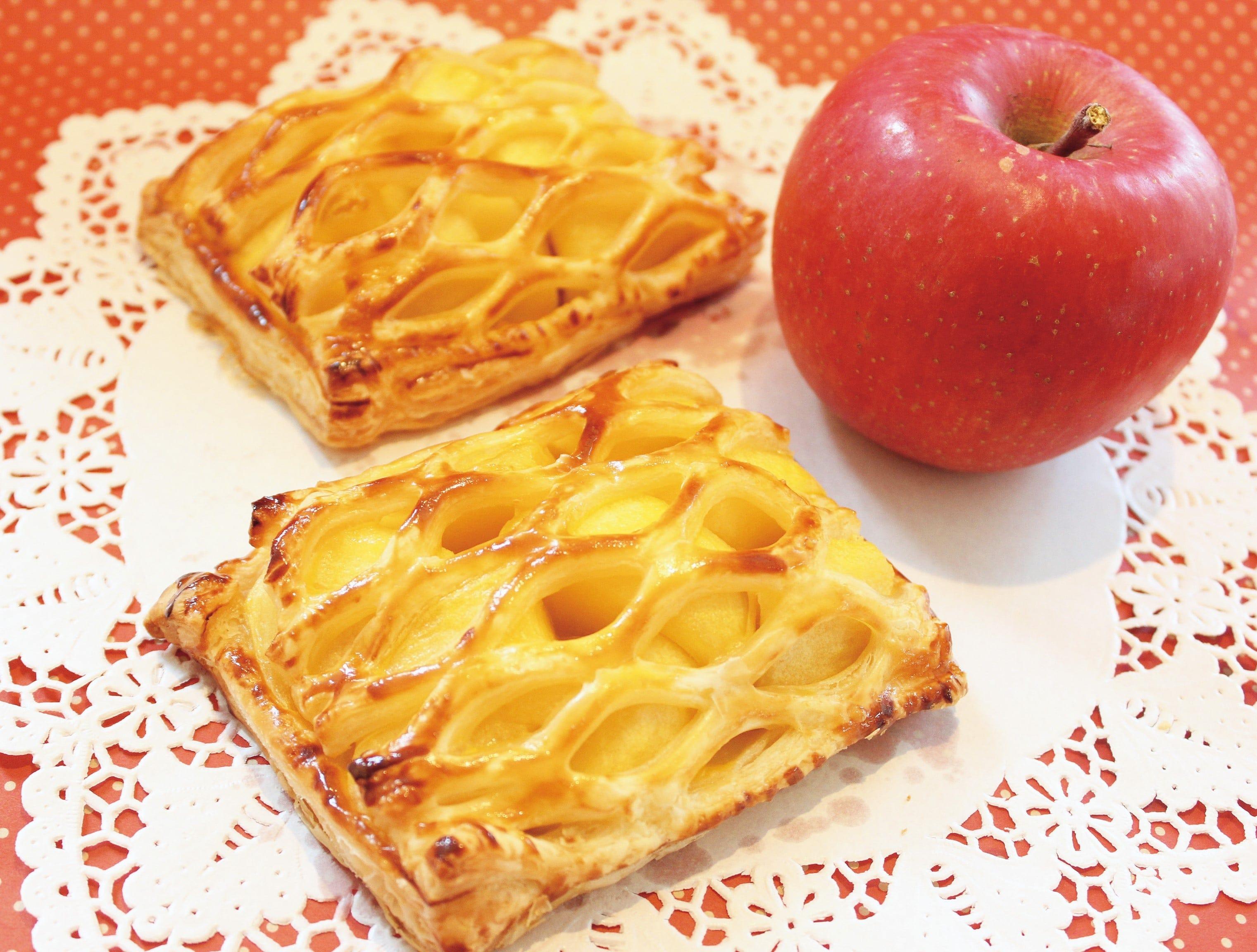 【11/30店頭受取限定】季節限定贅沢アップルパイのイメージその4