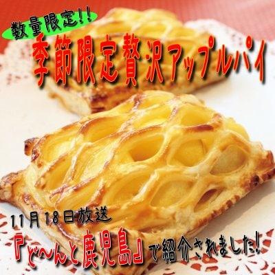 【1/19|店頭受取限定】季節限定贅沢アップルパイ
