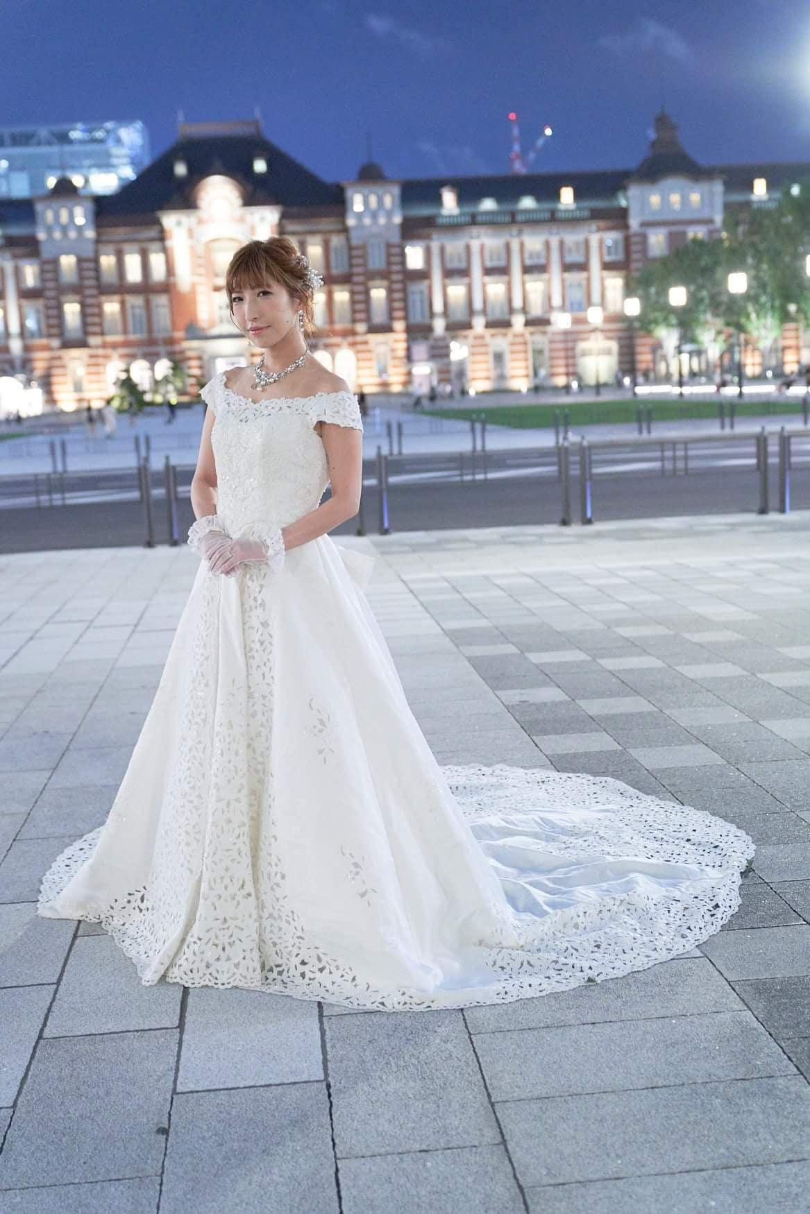 レンタルウエディングドレス(オリエンタル)のイメージその2