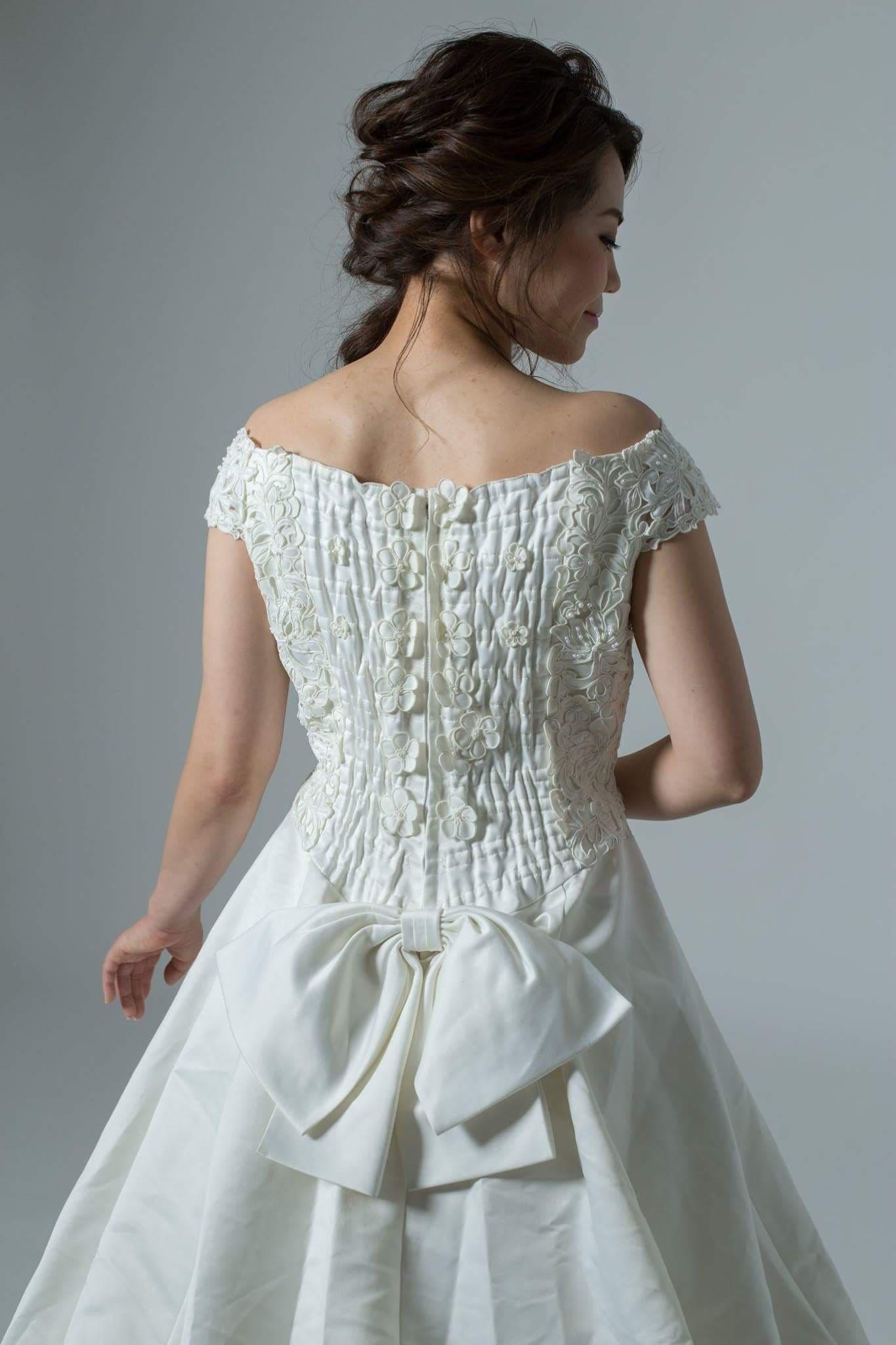 レンタルウエディングドレス(オリエンタル)のイメージその4