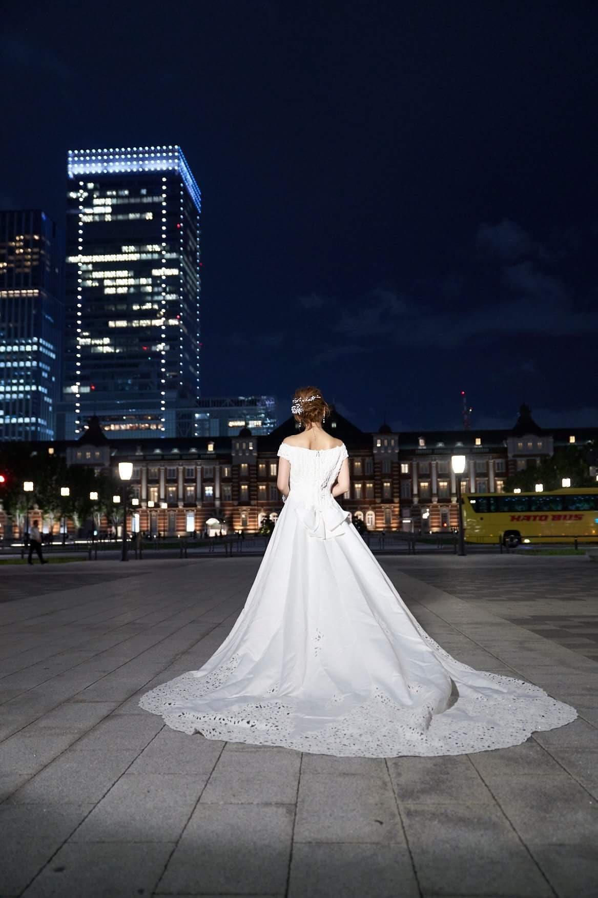 レンタルウエディングドレス(オリエンタル)のイメージその5