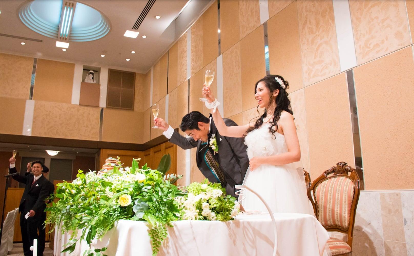 「ブライダル」結婚式、披露宴撮影プラン オープニング特価!のイメージその5