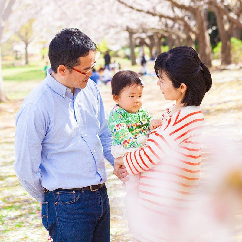ファミリーフォト|家族写真撮影プランのイメージその1