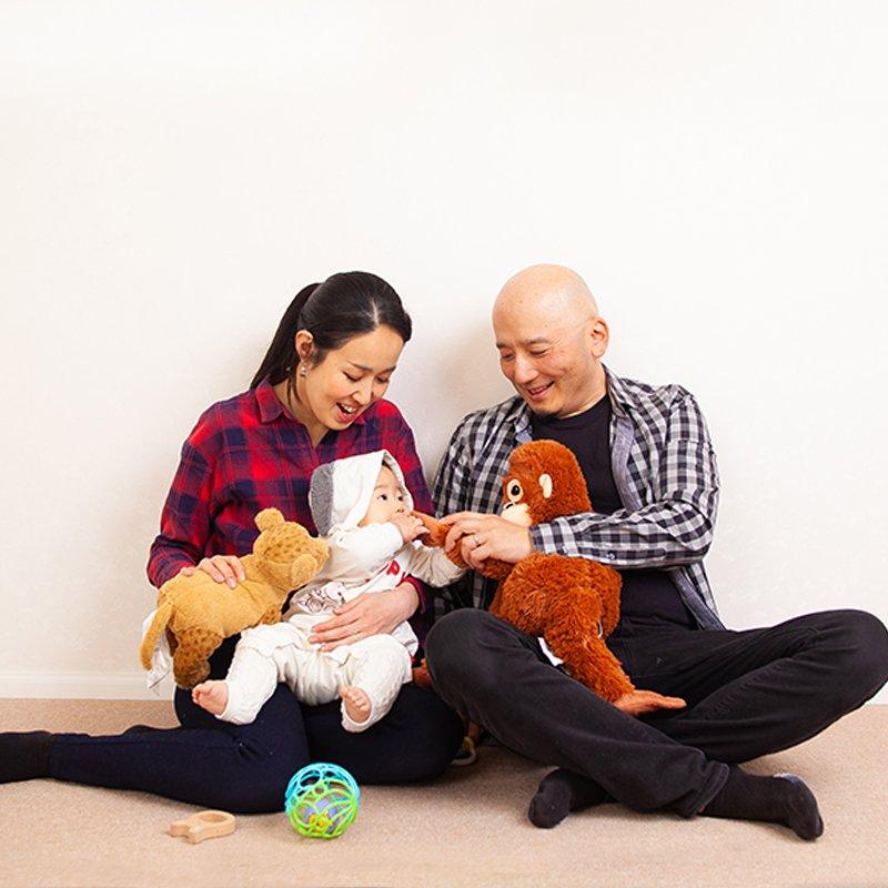 ファミリーフォト|家族写真撮影プランのイメージその4