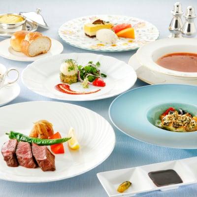 【ポイントアップ】シンフォニーギフトカード ランチクルーズ 美味国産特選牛フレンチコース