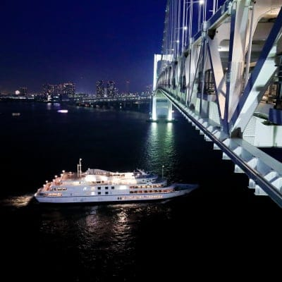 SYMPHONY CRUISE 大人のためのJAZZ NIGHT MANHATTAN CRUISE