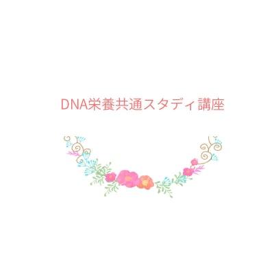 DNA栄養共通スタディ講座