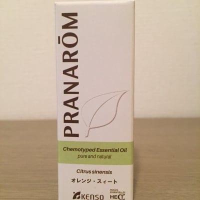 PRANAROM オレンジ・スイート 10ml