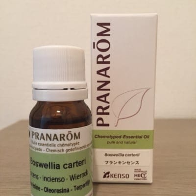 PRANAROM フランキンセンス 10ml