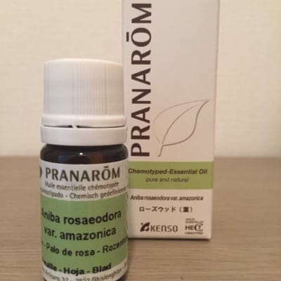 PRANAROM ローズウッド(葉) 5ml