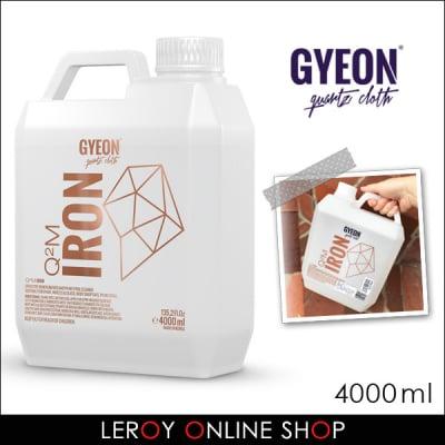 GYEON ジーオン Iron(アイアン)★ホイール向け鉄粉除去クリーナー 4000ml