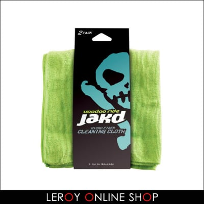 voodoo ride Jakd Microfiber Cleaning Cloth ジャックド クリーニングクロス