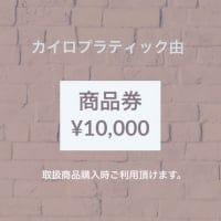 商品券 (10,000円)