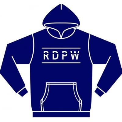]RDPWプルオーバーパーカー Lサイズ